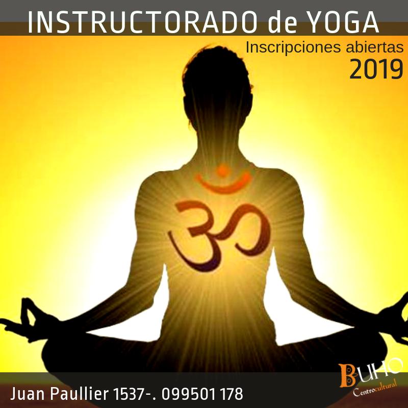 Instructorado de Yoga 2019 – Búho Centro Cultural 0b443f6d70b4